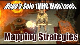 Path of Exile 2.0: My High Level Mapping Strategies!