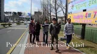 Pyeongtaek University Visit - Youth Center Round Up - YCTV 1405
