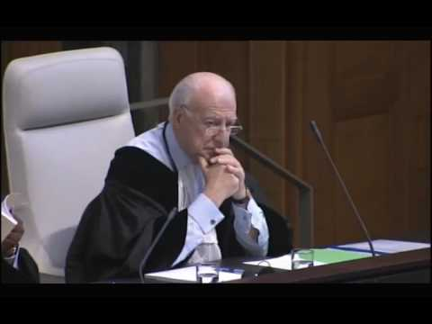 INTERNATIONAL COURT OF JUSTICE UA vs RF part1