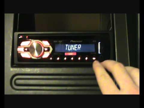pioneer car audio mosfet 50wx4 manual