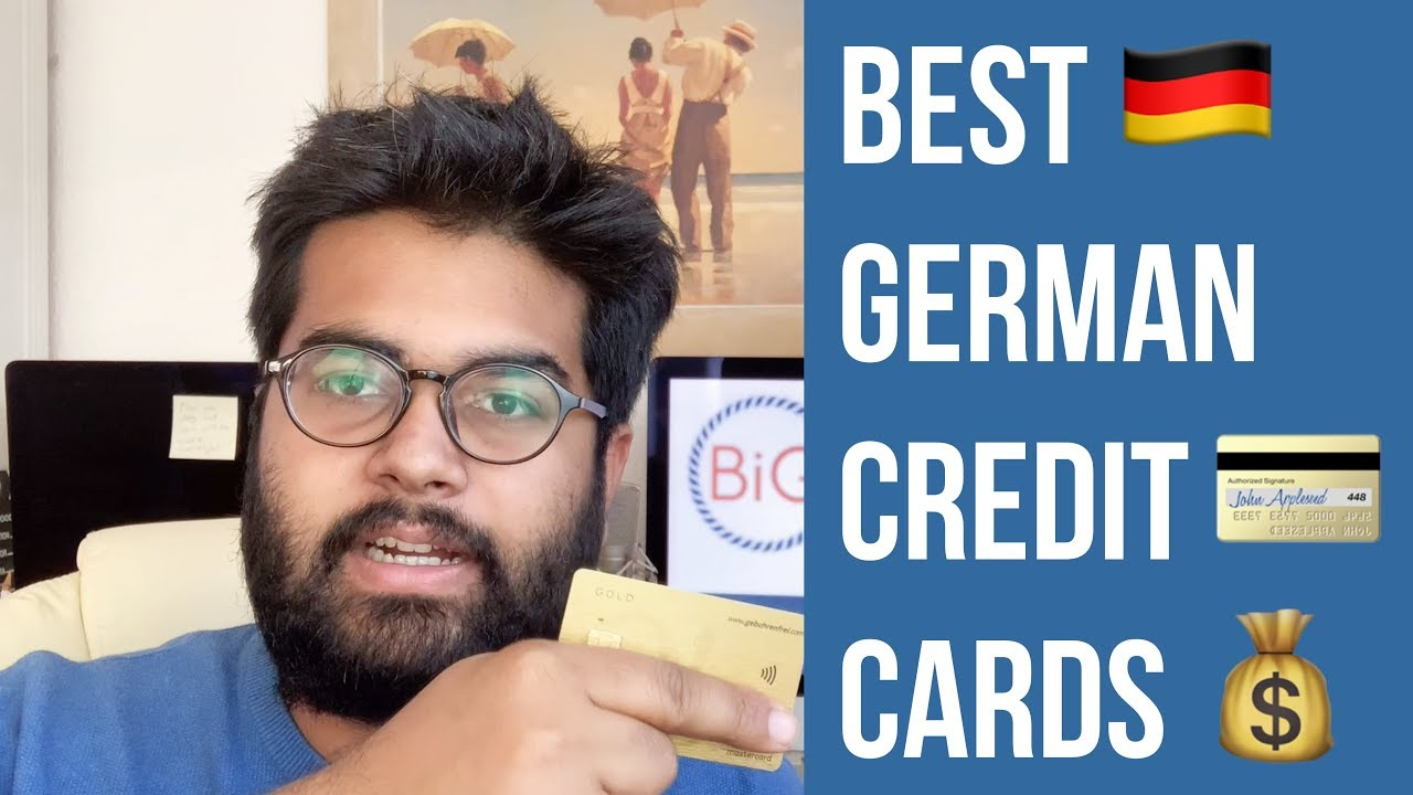 Download The 3 Best Credit Cards You Should Have in Germany 🇩🇪