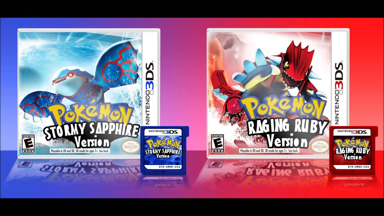 Pokemon X Y Vs Hoenn Team Leader V2 Extended Youtube