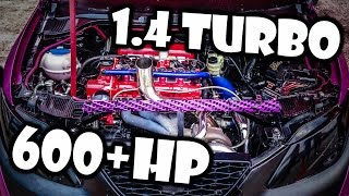 10 Very Powerful Engines Smaller than 2L