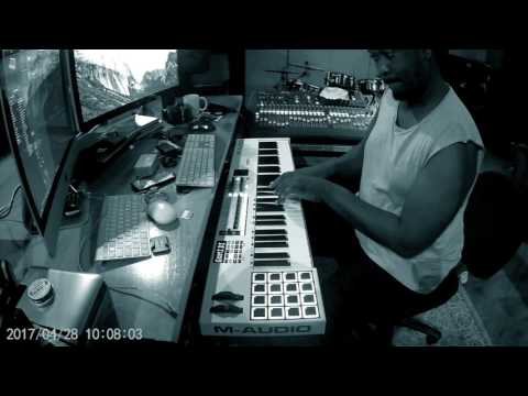 AFROTRACTION STUDIO JAM - KEEP TRYIN