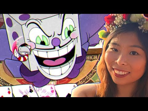 CUPHEAD Live Stream | 2 Players | Playing with Girlfriend and chat! Gameplay!