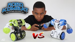 ROBO KOMBAT BATTLE VS BRO