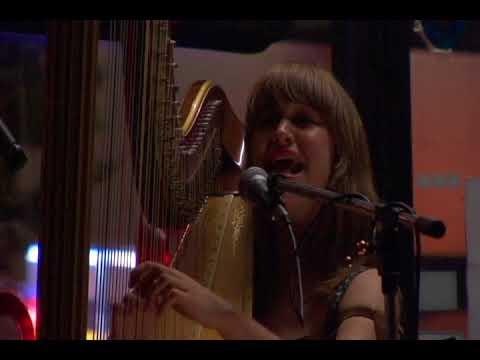 Joanna Newsom - The Book of Right-On live in 2004 [ Family James Bonus Clips]
