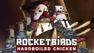 Rocketbirds: Hardboiled Chicken - SUPER Low Spec PC Game For Old Computer