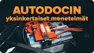 Kuinka vaihtaa Tanko kallistuksenvaimennin VW GOLF - Parhaat vaihtovinkit Jousitus ja Tukivarret