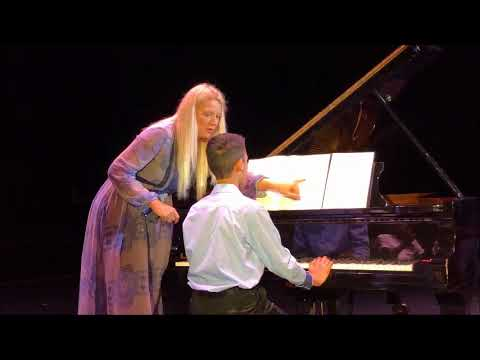 Full master class with Valentina Lisitsa