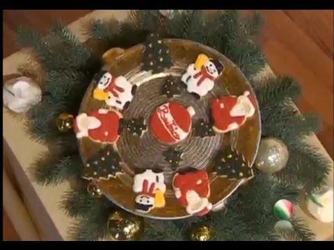 Segnaposto Natalizi Biscotti.Biscotti Segnaposto Di Natale
