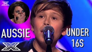Baixar UNBELIEVABLE Aussie U16s Auditions | X Factor Global