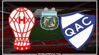 Huracan vs Quilmes full match