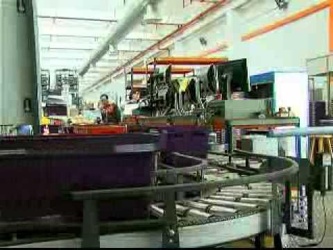 Video Aragofar pharma distribution company (arab)