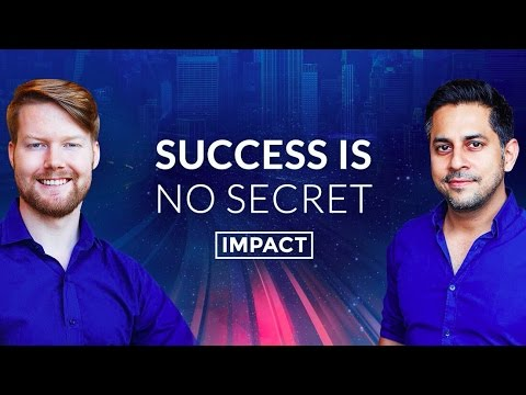 The Not-so-Secret to Success | Jason Campbell & Vishen Lakhiani