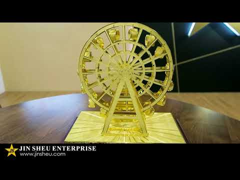 3D Miniature Brass Models | Promotional Products & Items