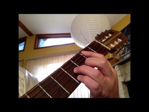 Libertango Chord Examples For Guitar Class