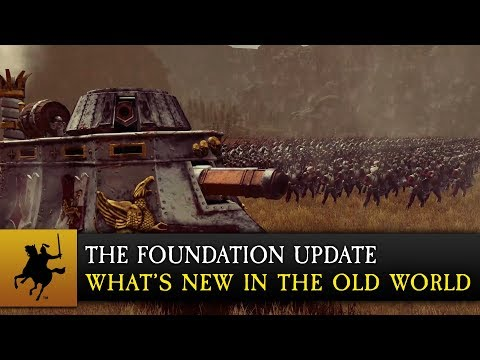 Total War: WARHAMMER - What's New in the Old World
