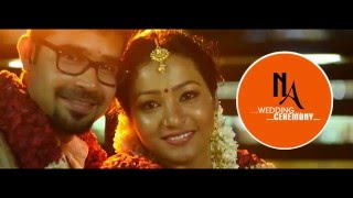nayana arjun wedding highlights hd