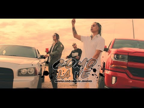 Pistola Bang Bang Ft. Alonsoul - Como la ve  Prod. JBangerz (Video Oficial)