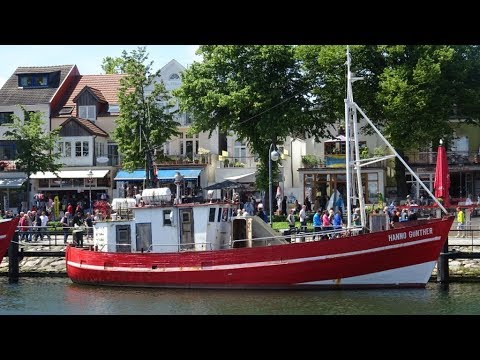 NORWEGIAN GETAWAY Baltic Cruise 2017 - Day 3 Warnemunde, Germany