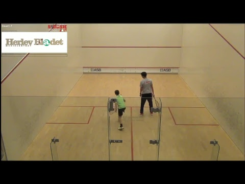 HEAD Danish Junior Open 2017 Friday- Court 7 Cam