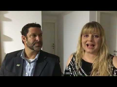 Israel, One Nation - Live with Ari Fuld speaking about support for the IDF! - YouTube
