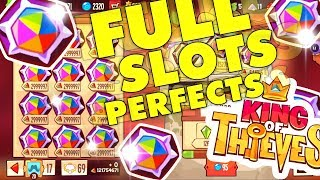 King of Thieves | Gameplay, Steal, Sealing, Opening Spheres and Techniques