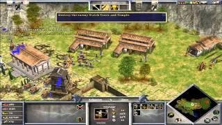 Age Of Mythology - Mission 7 - More Bandits