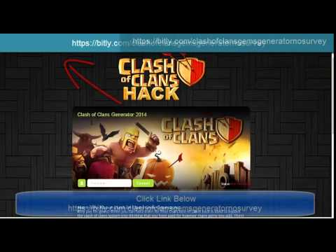 Clash Of Clans Gems Generator Activation Code.mp4