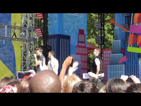 [HD] Big Time Rush Live @ Worldwide Day Of Play 9/21/13