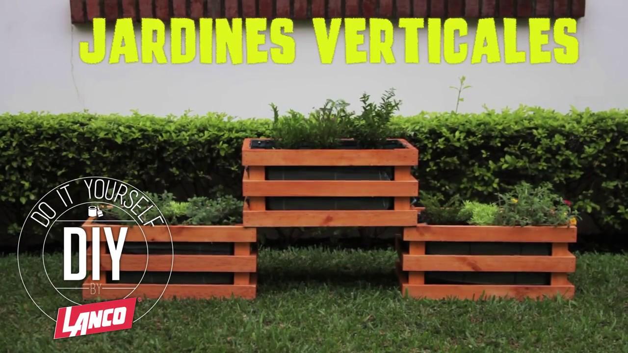 Jardines verticales youtube for Jardines verticales concepto