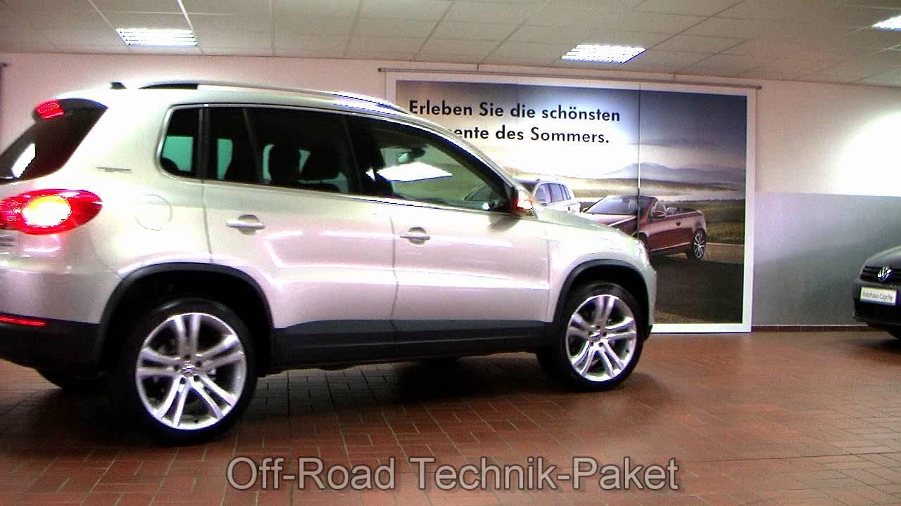 Volkswagen Tiguan 2 0 Tdi Sport Style 4motion Silver