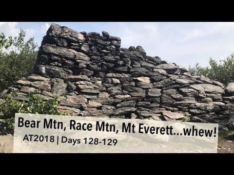 Appalachian Trail 2018 | Days 128-129: Bear Mtn, Race Mtn, Mount Everett - all in one day!