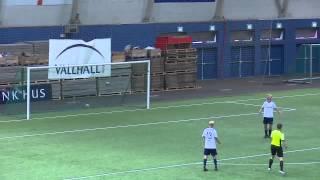 Mortadha Alkanany scorer et perlemål