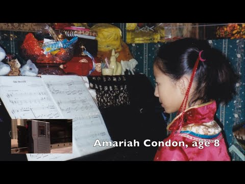 Amariah Condon - February 2015 Performance for Sisters of St. Joseph