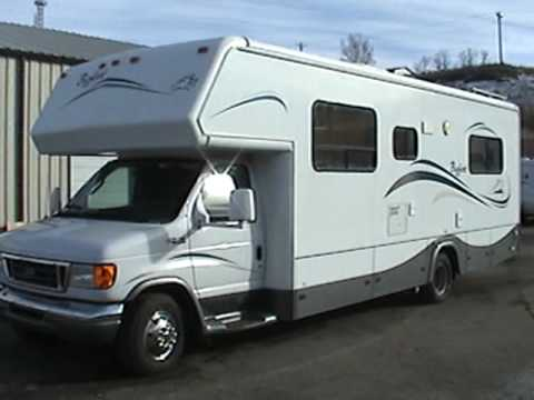 Used bigfoot class c motorhome youtube for Used motor homes class c