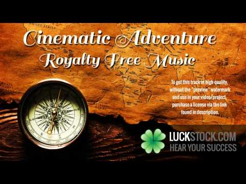 Cinematic Track with Middle East Harmonies - Royalty Free Adventure Music
