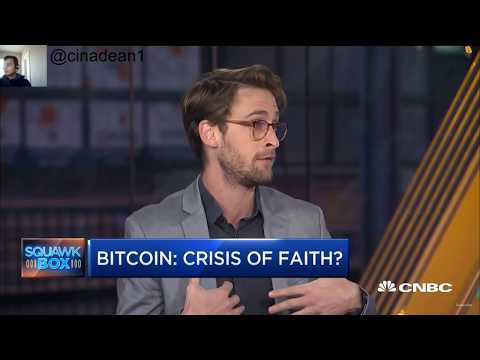 The Central Banks Influence the Price of Cryptocurrency markets! | CNBC Fast Money