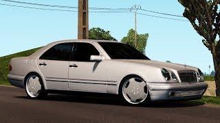[1.34] Euro Truck Simulator 2 | Mercedes Benz W210 | Mods