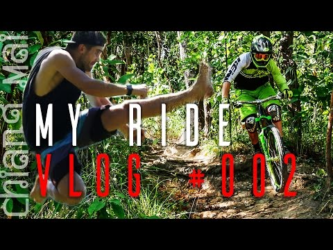 Džungle a bike - Chiang Mai | Matej Charvat - MY RIDE 002