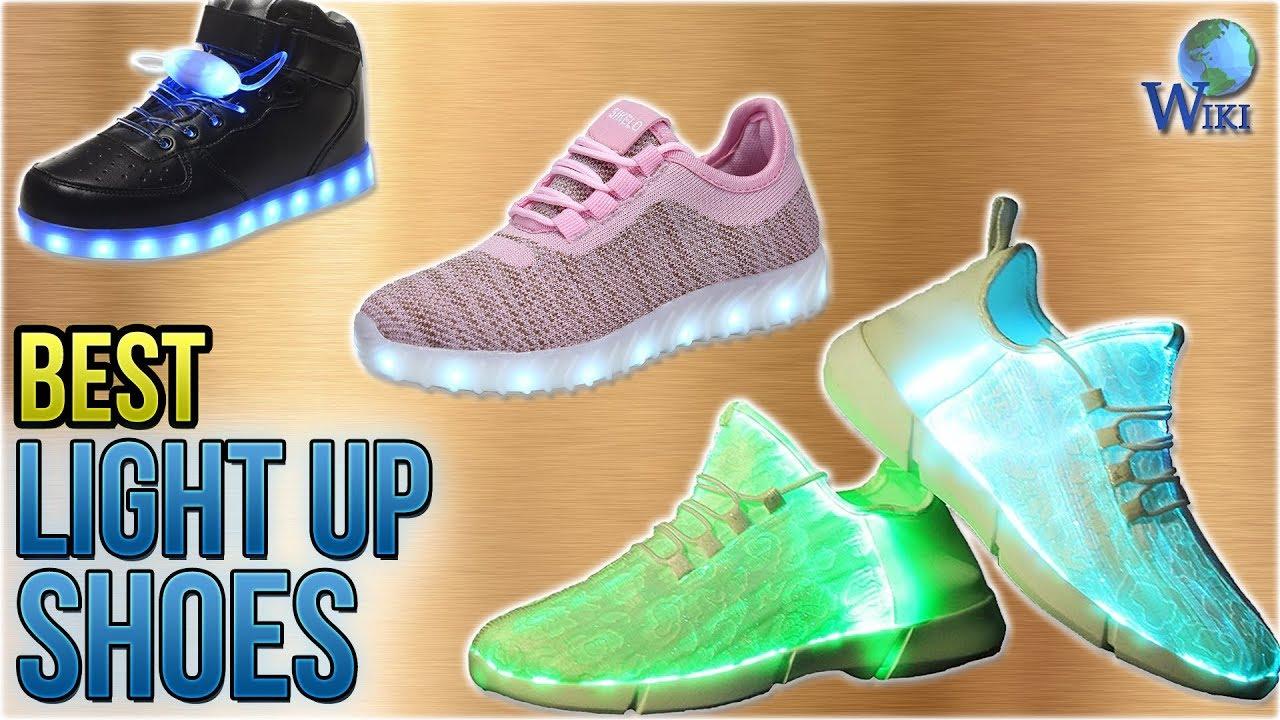 best light up sneakers
