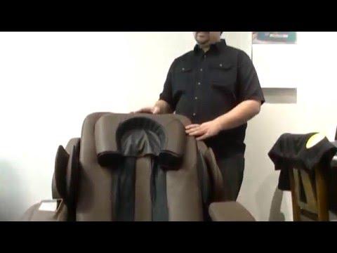 Superbe Luraco IRobotics I7 Massage Chair Review