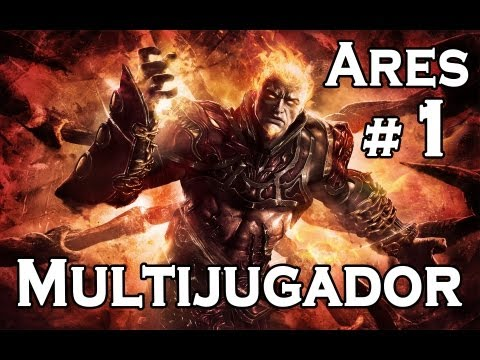 God Of War Ascension Español - Multijugador - Ares #1