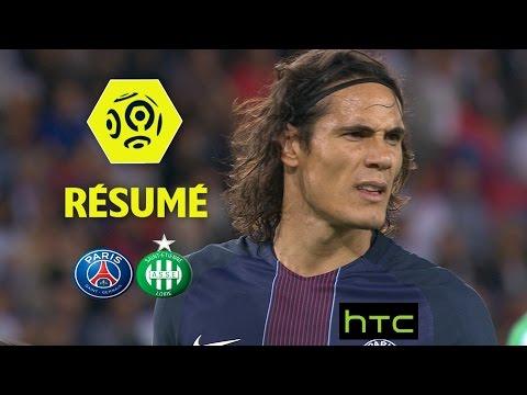 Paris Saint-Germain - AS Saint-Etienne (1-1)  - Résumé - (PARIS - ASSE) / 2016-17