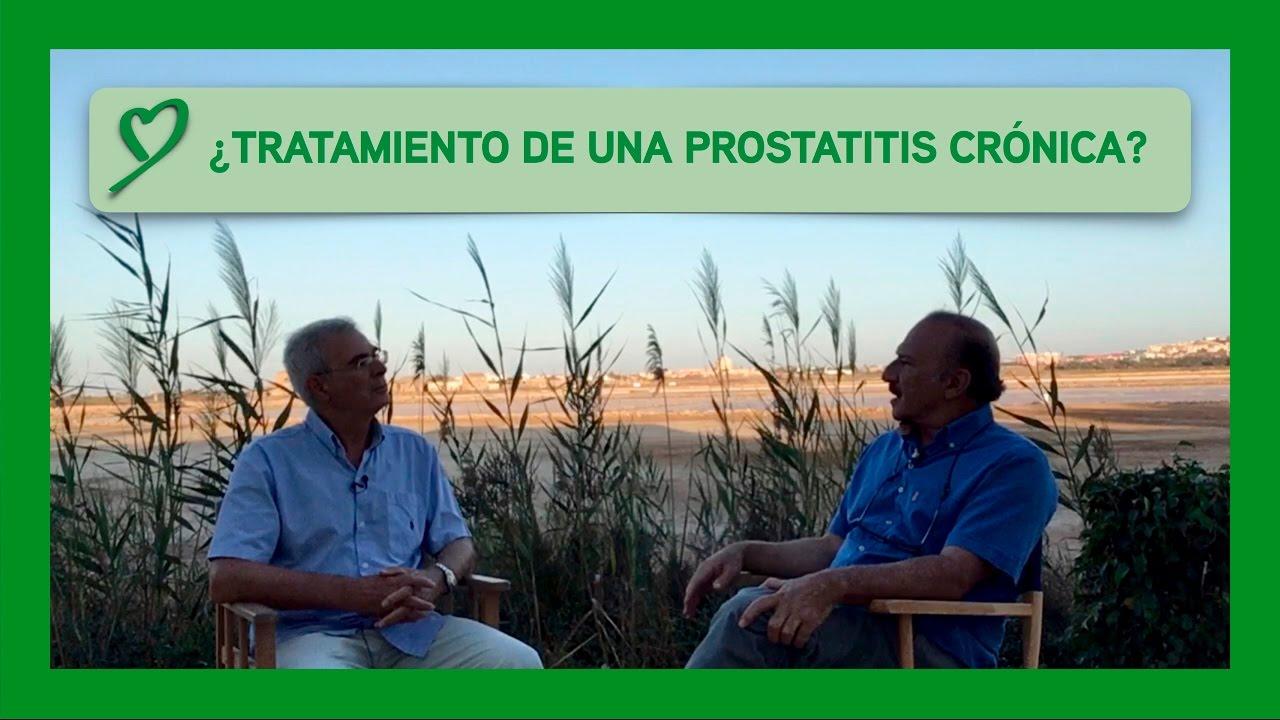 nueva investigación para el tratamiento de la prostatitis crónica