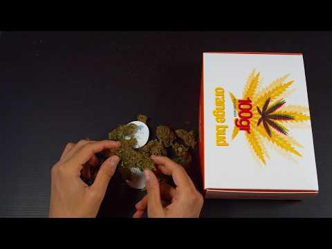 Unboxing the most parfumed Orange Bud!