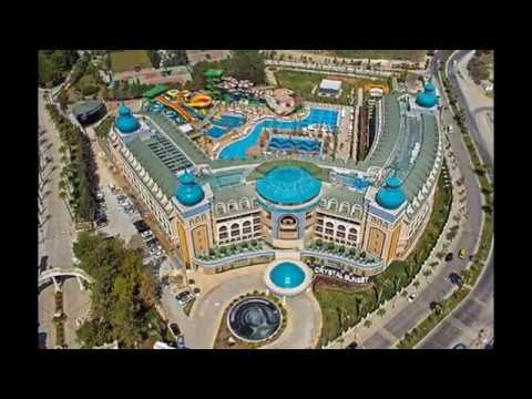 Crystal Sunset Luxury Resort Spa 0242 777 02 42