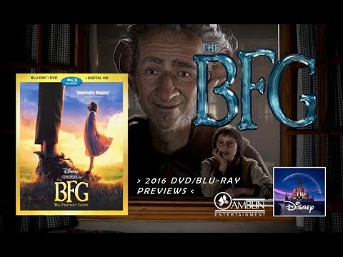 """Download Opening to """"The BFG"""" 2016 DVD [True HD/HQ]*"""