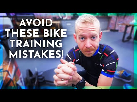 10 Biggest Mistakes Beginner Triathletes Make With Bike Training